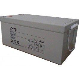 Batería de GEL de 12V y 220Ah en C10 ME