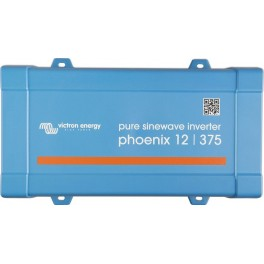 Inversor de 12V y 300W continuos Victron Phoenix 12/375 VE.Direct
