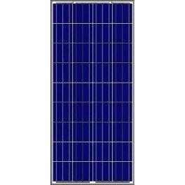 Panel solar fotovoltaico 150Wp policristalino de 36 células, Amerisolar AS-6P18