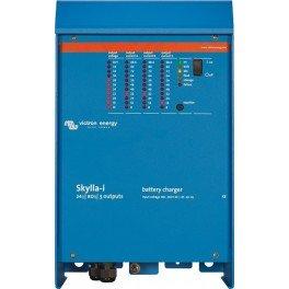 Cargador de baterías 24V y 80A Victron Skylla-i 24/80 con 3 salidas