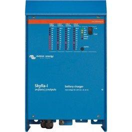 Cargador de baterías 24V y 100A Victron Skylla-i 24/100 con 3 salidas