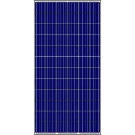 Panel solar fotovoltaico 310Wp policristalino de 72 células, Amerisolar AS-6P