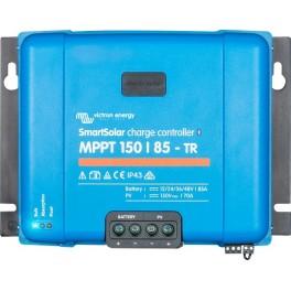 Regulador solar MPPT Victron SmartSolar MPPT 150/85-Tr de 85A y 12-24-36-48V