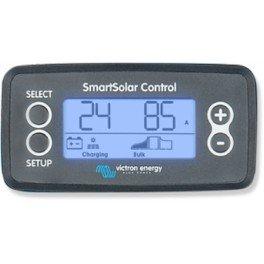 SmartSolar Control: Pantalla LCD conectable a reguladores Victron SmartSolar MPPT
