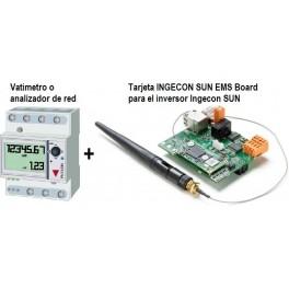 Kit inyección cero y monitorización para inversor Ingeteam Ingecon Sun Play