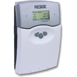 Termostato diferencial Delta Sol E de la marca RESOL