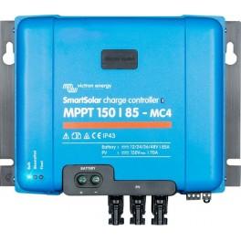 Regulador solar MPPT Victron SmartSolar MPPT 150/100-MC4 de 85A y 12-24-36-48V