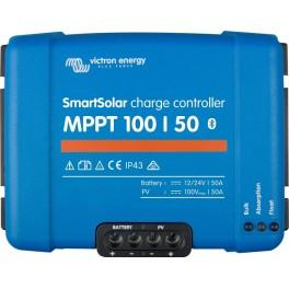Regulador solar MPPT de 50A Victron SmartSolar MPPT 100/50 y 12-24V
