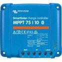 Regulador solar MPPT Victron SmartSolar MPPT 75/10 de 10A y 12-24V