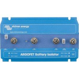 Separador de 3 baterías y 200A con puente de diodos ARGO FET, Victron Argofet 200-3