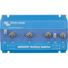 Separador de 3 baterías y 100A con puente de diodos ARGO FET, Victron Argofet 100-3