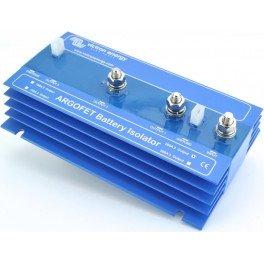 Separador de 2 baterías y 100A con puente de diodos ARGO FET, Victron Argofet 100-2
