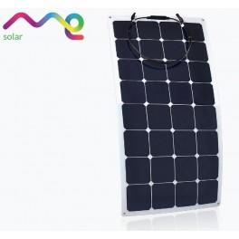 Panel solar semi flexible ME de 12V y 110Wp monocristalino de alta eficiencia