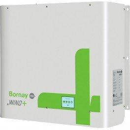 Regulador MPPT para aerogenerador Bornay WIND 25+ y baterías de 12, 24 o 48Vcc
