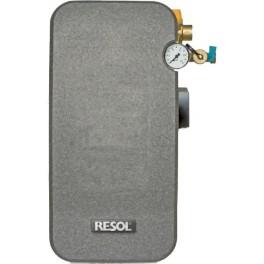 Estación solar de bombeo de alta eficiencia RESOL Flow Sol B HE (Sin termostato diferencial)