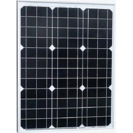 Panel solar de 50Wp monocristalino ME Solar MESM-50W