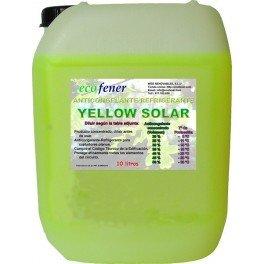 Garrafa 10 litros de anticongelante-refrigerante concentrado para uso solar