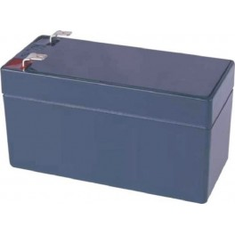 Batería AGM de 12V y 1,2A HEYCAR HA12-1.2