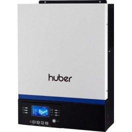 Inversor-cargador-mppt Huber Connect 3024 MPPT de 24V y 3000W con cargador de baterías de 60A y regulador MPPT de 80A