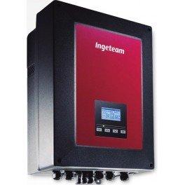 Inversor híbrido con paneles y baterías, Ingecon Sun Storage 1Play 3TL