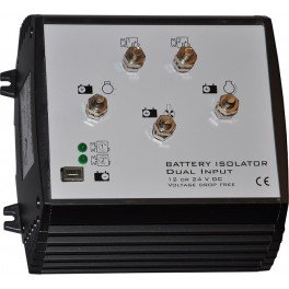 Repartidor de carga MBI de la marca Studer modelo MBI 2-100/3