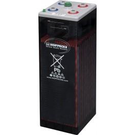 Batería estacionaria 1200Ah C100, 2V HOPPECKE 8 OPZS 800