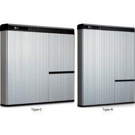 Batería solar de litio LG Chem Resu 7H, alto voltaje (400V) y 6,6kWh