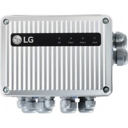 Módulo de expasión LG Chem Resu Plus para unir dos baterías LG Chem Resu de 48V
