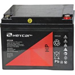 Batería HEYCAR HP12-18 12V 18Ah