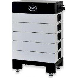 Batería solar de litio BYD B-BOX H6.4 de alta tensión y 6,4kWh de acumulación útil