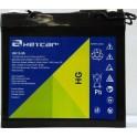 Batería monoblock AGM HEYCAR HG12-55 12V 55Ah C10