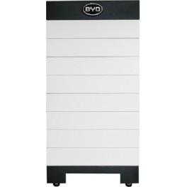 Batería solar de litio BYD B-BOX H10.2 de alta tensión y 10,24kWh útiles