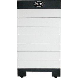 Batería solar de litio BYD B-BOX H9.0 de alta tensión y 8,96kWh de acumulación útil