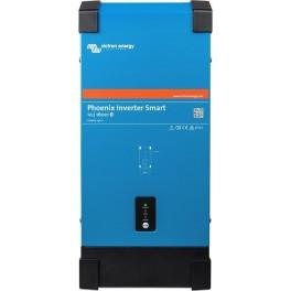 Inversor Victron Phoenix 24/1600 Smart de 24V y 1300W continuos de onda senoidal pura