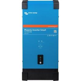 Inversor Victron Phoenix 48/1600 Smart de 48V y 1300W continuos de onda senoidal pura