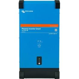 Inversor Victron Phoenix 48/3000 Smart de 48V y 2400W continuos de onda senoidal pura