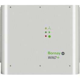 Interface de conexión a red para aerogenerador Bornay WIND 25+. Incluye resistencia de frenado