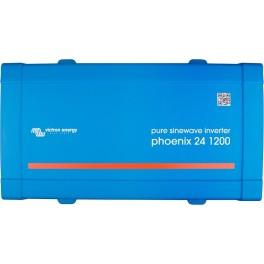 Inversor de 24V y 1000W continuos Victron Phoenix 24/1200 VE.Direct