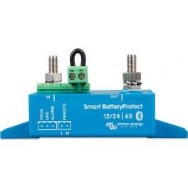Protector de baterías 12/24V y 65A con bluetooth, Victron Smart Battery Protect 12/24V 65A