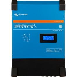 Regulador MPPT de 100A Victron SmartSolar MPPT RS 450/100 aislado con 450V de campo fotovoltaico