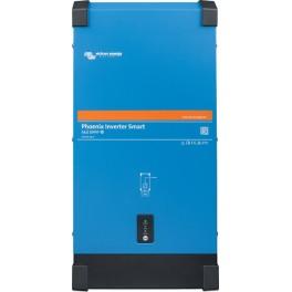 Inversor Victron Phoenix 24/5000 Smart de 24V y 4000W continuos de onda senoidal pura