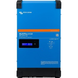 Inversor Victron Multiplus-II 24/3000/70-32 GX de 3000VA y 70A de carga con display y dispositivo GX