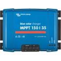 Regulador Victron BlueSolar MPPT 150/45 de 12-24-36-48V y 45A