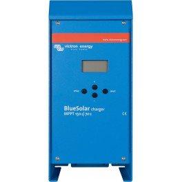 Regulador Victron BlueSolar MPPT 150/70 de 70A 12-24-36-48V y 150V de campo fotovoltaico