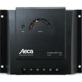 Regulador 20A MPPT 12-24V con 100V de campo fotovoltaico, modelo Steca Solarix MPPT 2010