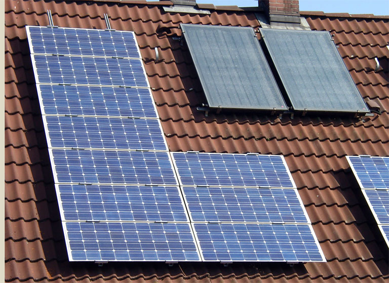 las ventajas de los kits solares