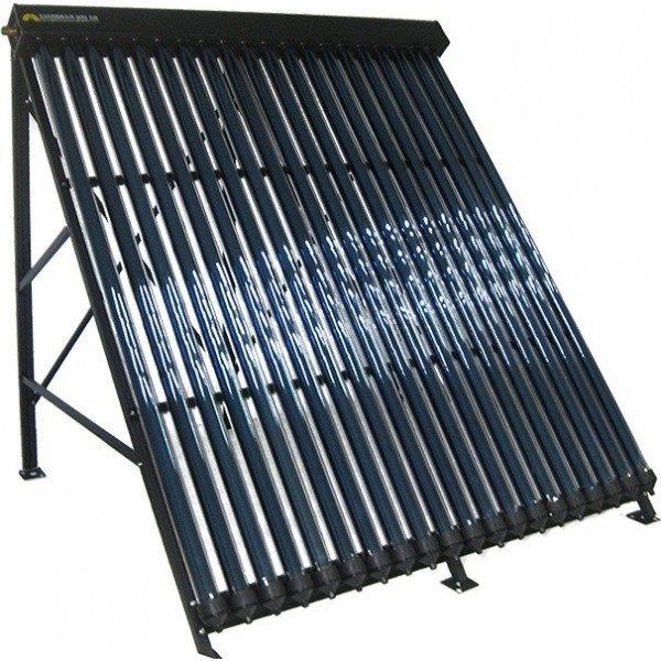 Colector solar de tubos de vacío
