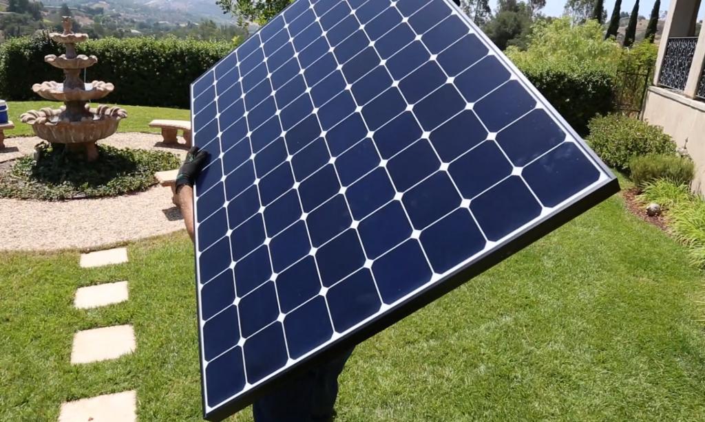 Que Potencia Puede Producir Un Panel Solar Blog Ecofener