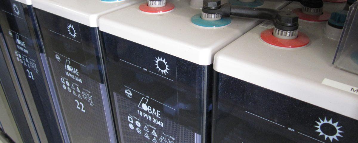 ¿Cuál es la batería solar más conveniente para nuestra instalación?