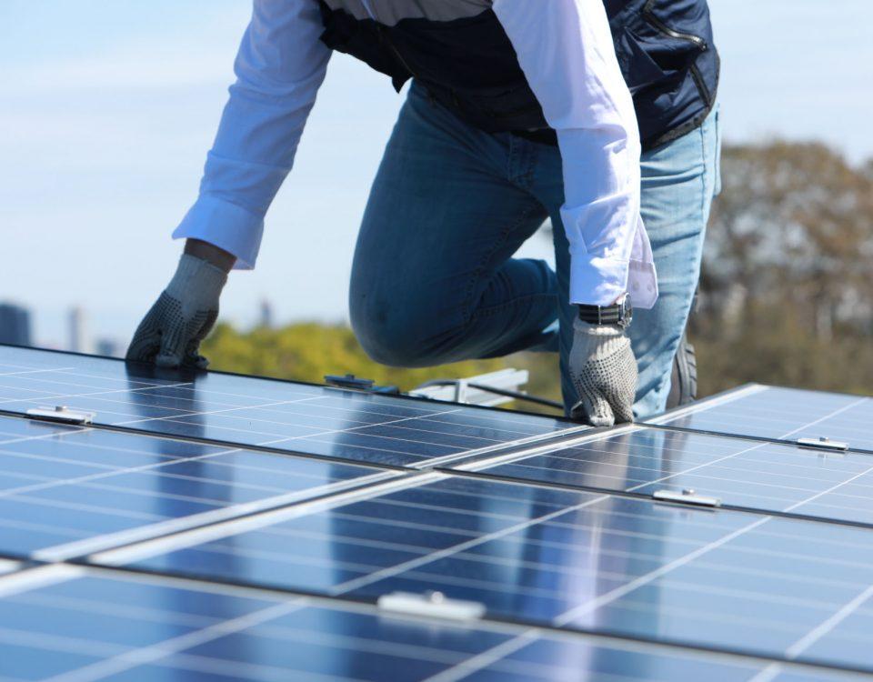 ¿Cuáles son los beneficios de la energía solar?
